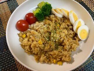 カレーピラフ 炊飯器 レシピ